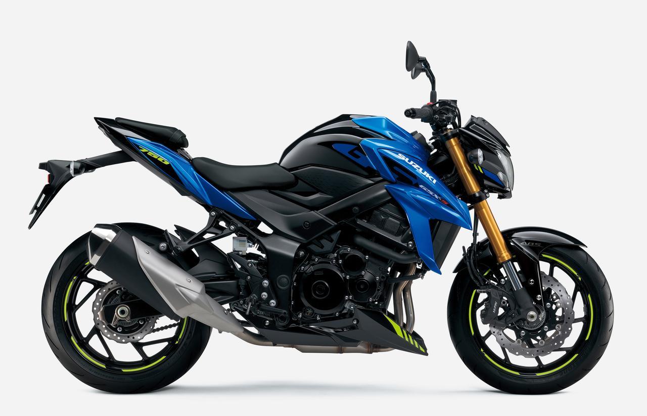 Images : 6番目の画像 - 【写真6枚】スズキ「GSX-S750 ABS」 - webオートバイ