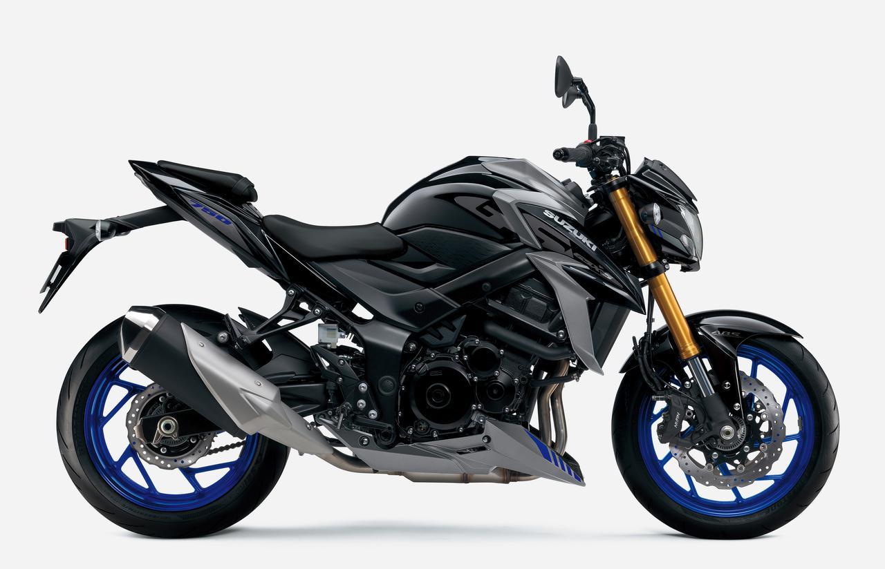 Images : 4番目の画像 - 【写真6枚】スズキ「GSX-S750 ABS」 - webオートバイ