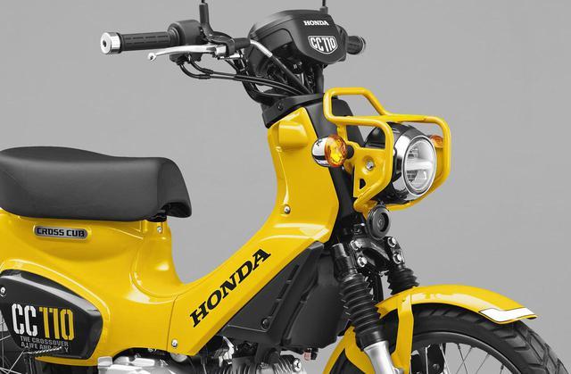 画像: 「クロスカブ110」人気カラー投票 - webオートバイ