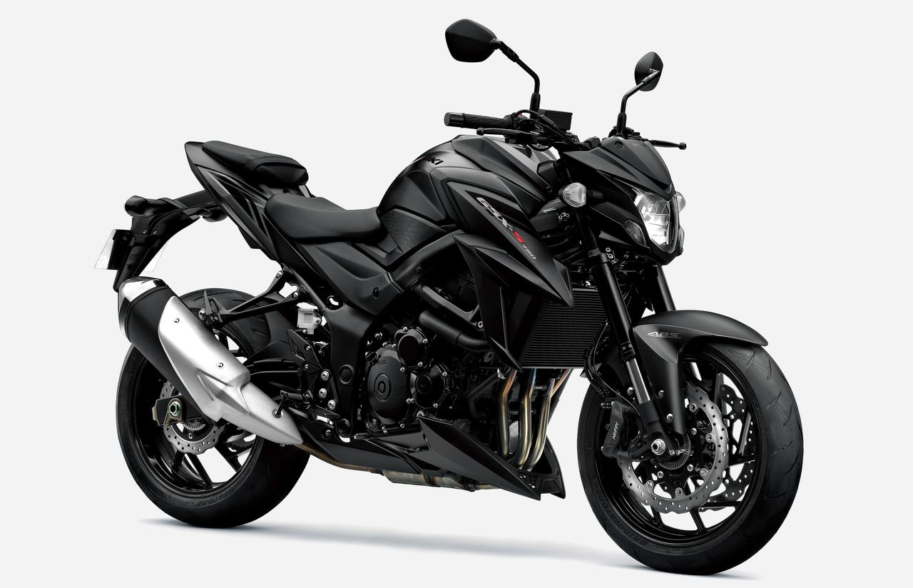 Images : 1番目の画像 - 【写真6枚】スズキ「GSX-S750 ABS」 - webオートバイ