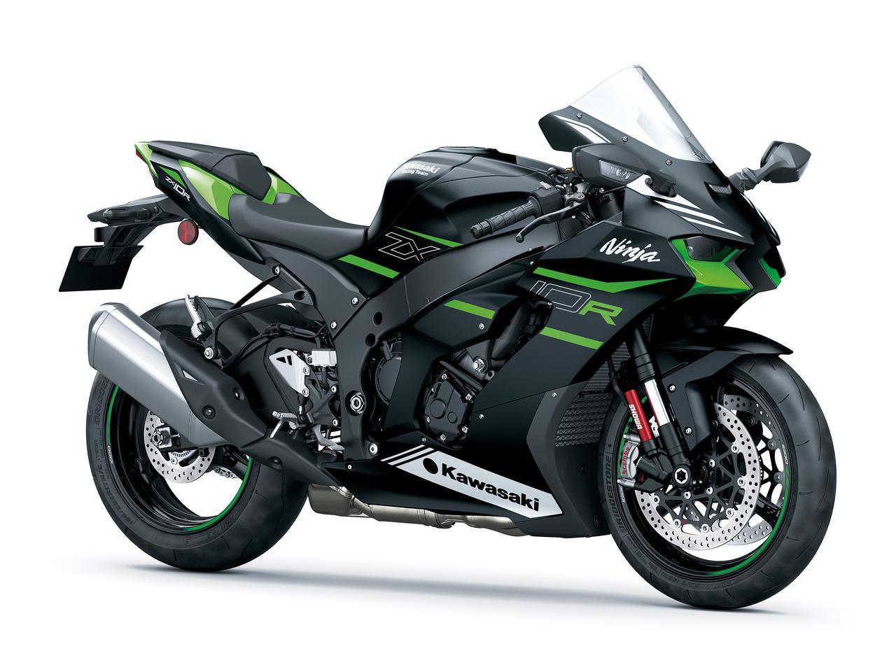 Images : 2番目の画像 - 【写真10枚】カワサキ新型「Ninja ZX-10R」 - webオートバイ