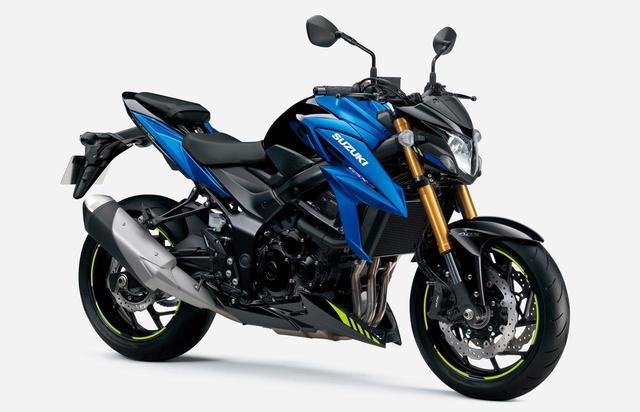 画像: SUZUKI GSX-S750 ABS 総排気量:749cc エンジン形式:水冷4ストDOHC4バルブ並列4気筒 シート高:820mm 車両重量:212kg メーカー希望小売価格:税込98万7800円 発売日:2021年2月22日