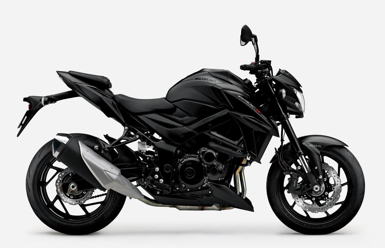 Images : 2番目の画像 - 【写真6枚】スズキ「GSX-S750 ABS」 - webオートバイ