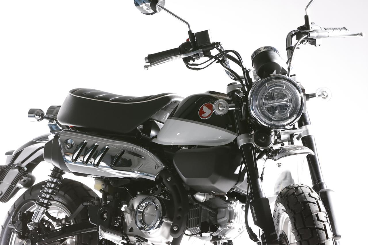 画像: 「モンキー125」人気カラー投票 - webオートバイ