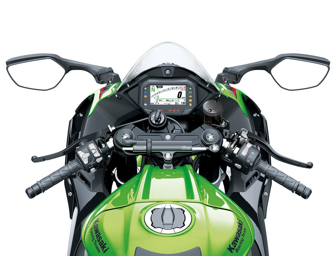 Images : 6番目の画像 - 【写真10枚】カワサキ新型「Ninja ZX-10R」 - webオートバイ