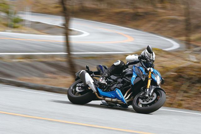 画像: 【インプレ】スズキ「GSX-S750 ABS」(2017年) - webオートバイ