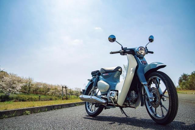 画像: 「スーパーカブ C125」インプレ・解説 - webオートバイ