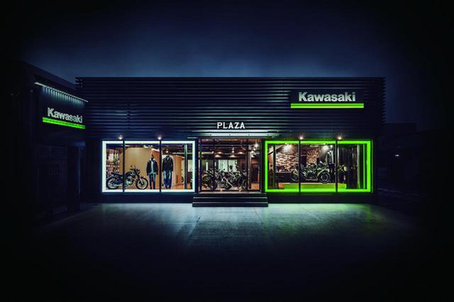 画像: 『カワサキ プラザ熊本』『カワサキ プラザ武蔵村山』の2店舗が2021年1月にオープン! - webオートバイ