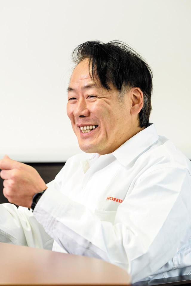 画像1: 【スペシャル対談】ホンダ「CBR600RR」開発者×伊藤真一/7年の時を経てモデルチェンジ! 新型が目指したものとは?