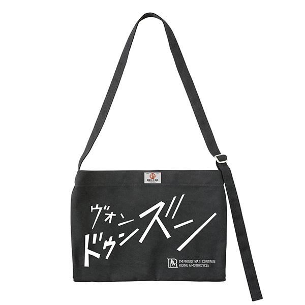 画像: RIDE擬音 ミュゼットバッグ 「ズン」 mm-style.jp