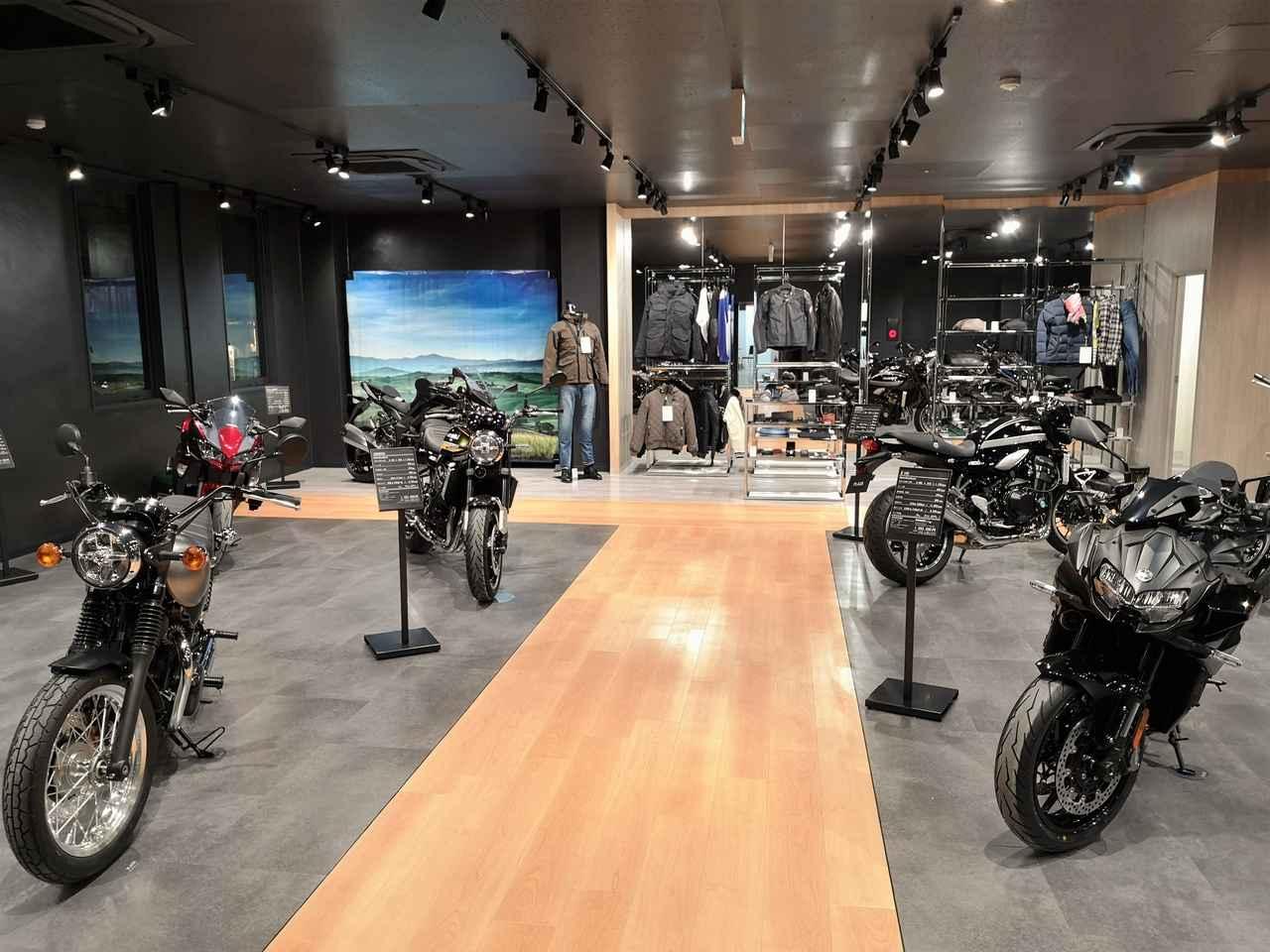画像2: 広島県で3店舗目のカワサキプラザがオープン