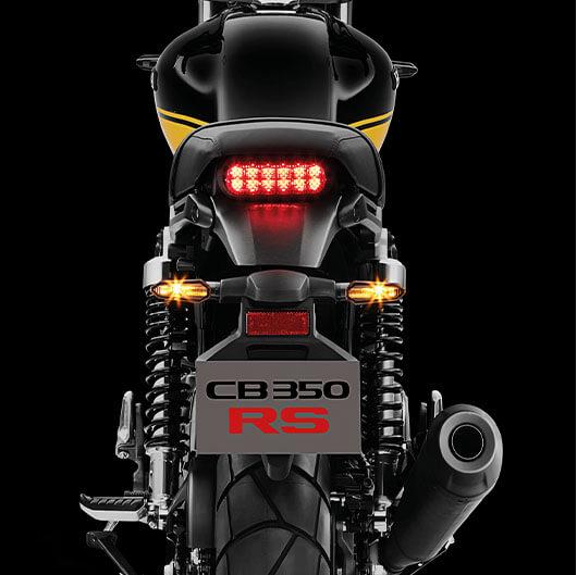 画像2: ホンダ「CB350RS」がインドで登場!「ハイネスCB350」に続くシリーズ第二弾!【2021速報】