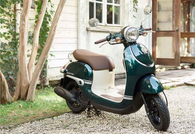 画像: ホンダ「ジョルノ」シリーズ・カラー 一覧 - webオートバイ