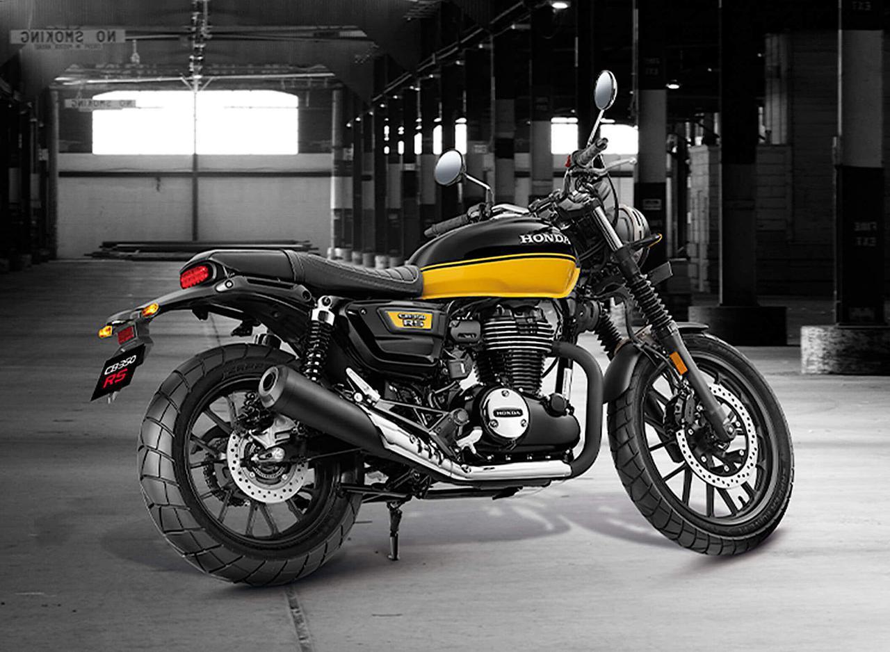Images : 2番目の画像 - 【写真9枚】ホンダ「CB350RS」 - webオートバイ