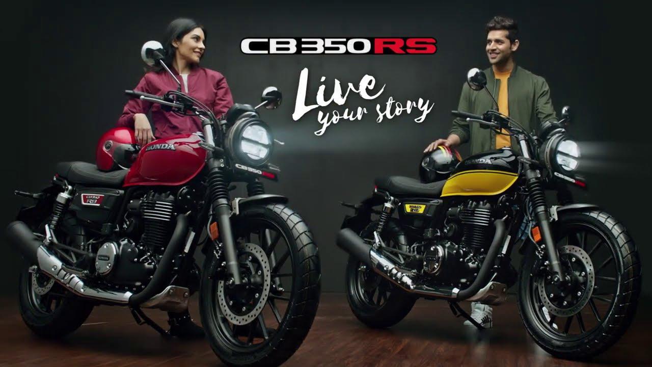 画像: 【公式映像】YouTubeチャンネル Honda BigWing India www.youtube.com