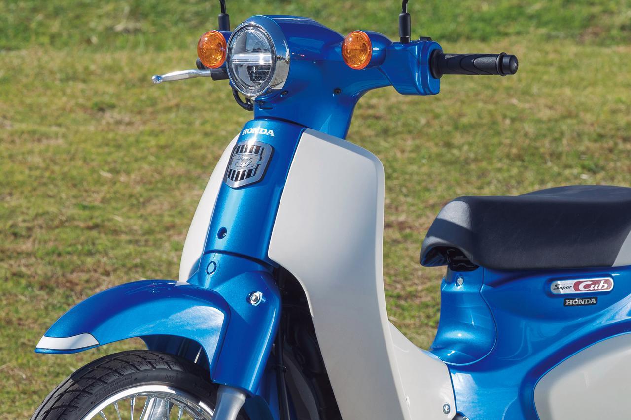 画像: 「スーパーカブ110」インプレ・詳しい解説 - webオートバイ