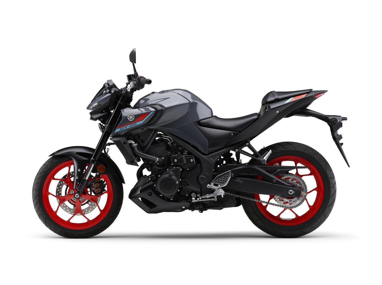 Images : 2番目の画像 - 【写真12枚】MT-25 2021年モデル - webオートバイ