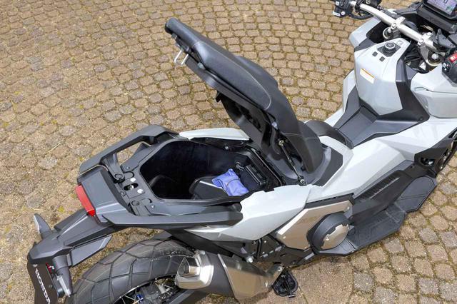 画像4: ホンダ新型「X-ADV」国内市販予定車の姿が明らかに! モデルチェンジを遂げた大型ATアドベンチャー【2021速報】