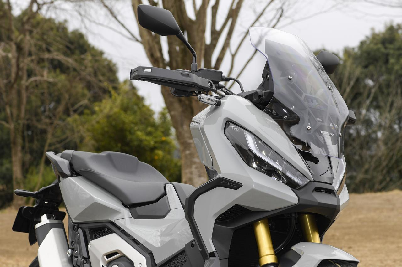 Images : 18番目の画像 - 【写真33枚】ホンダ新型X-ADV - webオートバイ