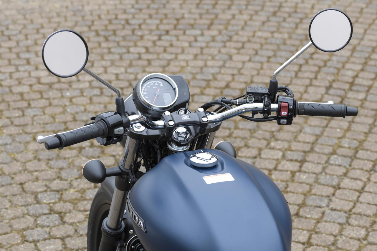 Images : 15番目の画像 - 【写真33枚】ホンダ「GB350」 - webオートバイ