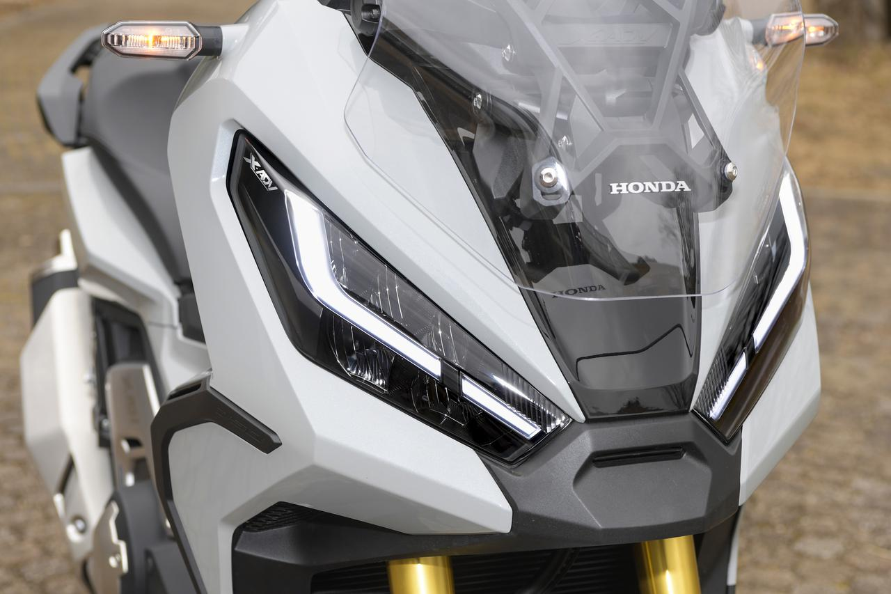Images : 10番目の画像 - 【写真33枚】ホンダ新型X-ADV - webオートバイ