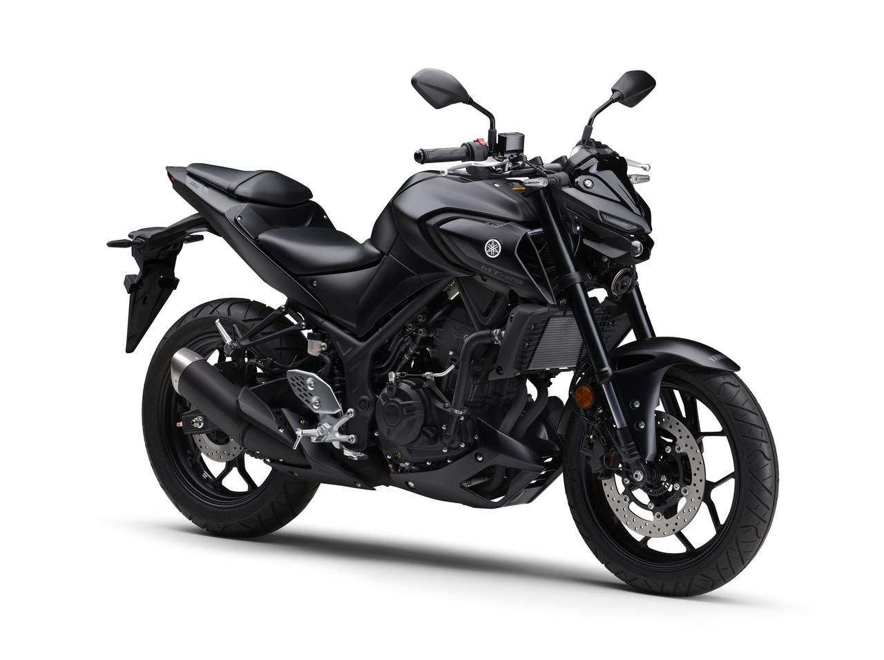 Images : 11番目の画像 - 【写真12枚】MT-25 2021年モデル - webオートバイ