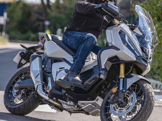 画像: 新型「X-ADV」各部解説(欧州仕様車) - webオートバイ