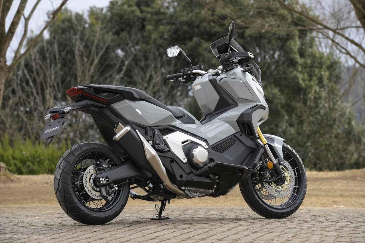 Images : 6番目の画像 - 【写真33枚】ホンダ新型X-ADV - webオートバイ