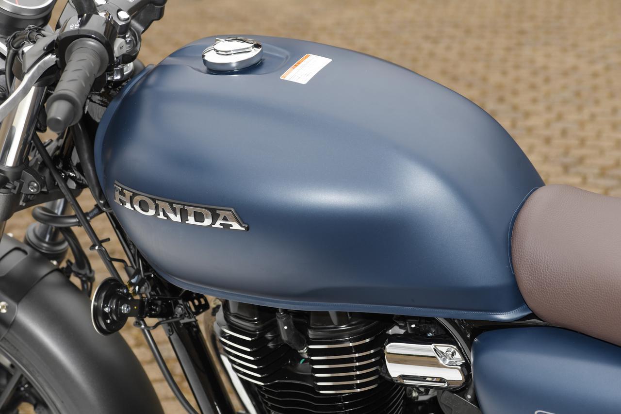 Images : 9番目の画像 - 【写真33枚】ホンダ「GB350」 - webオートバイ