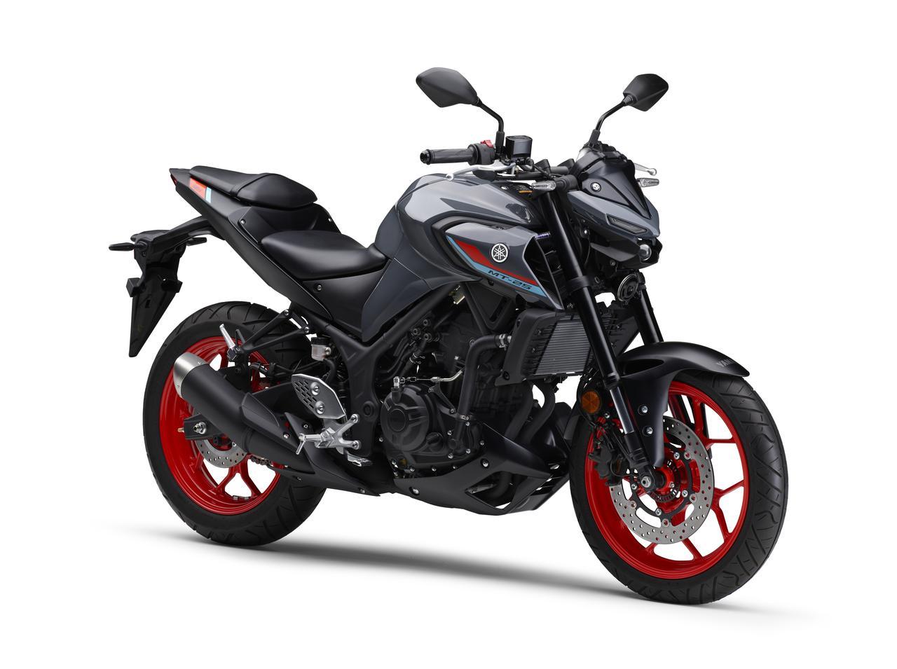 Images : 3番目の画像 - 【写真12枚】MT-25 2021年モデル - webオートバイ