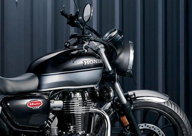 画像: ホンダ「ハイネスCB350」は新たな空冷単気筒ブームを築けるか - webオートバイ