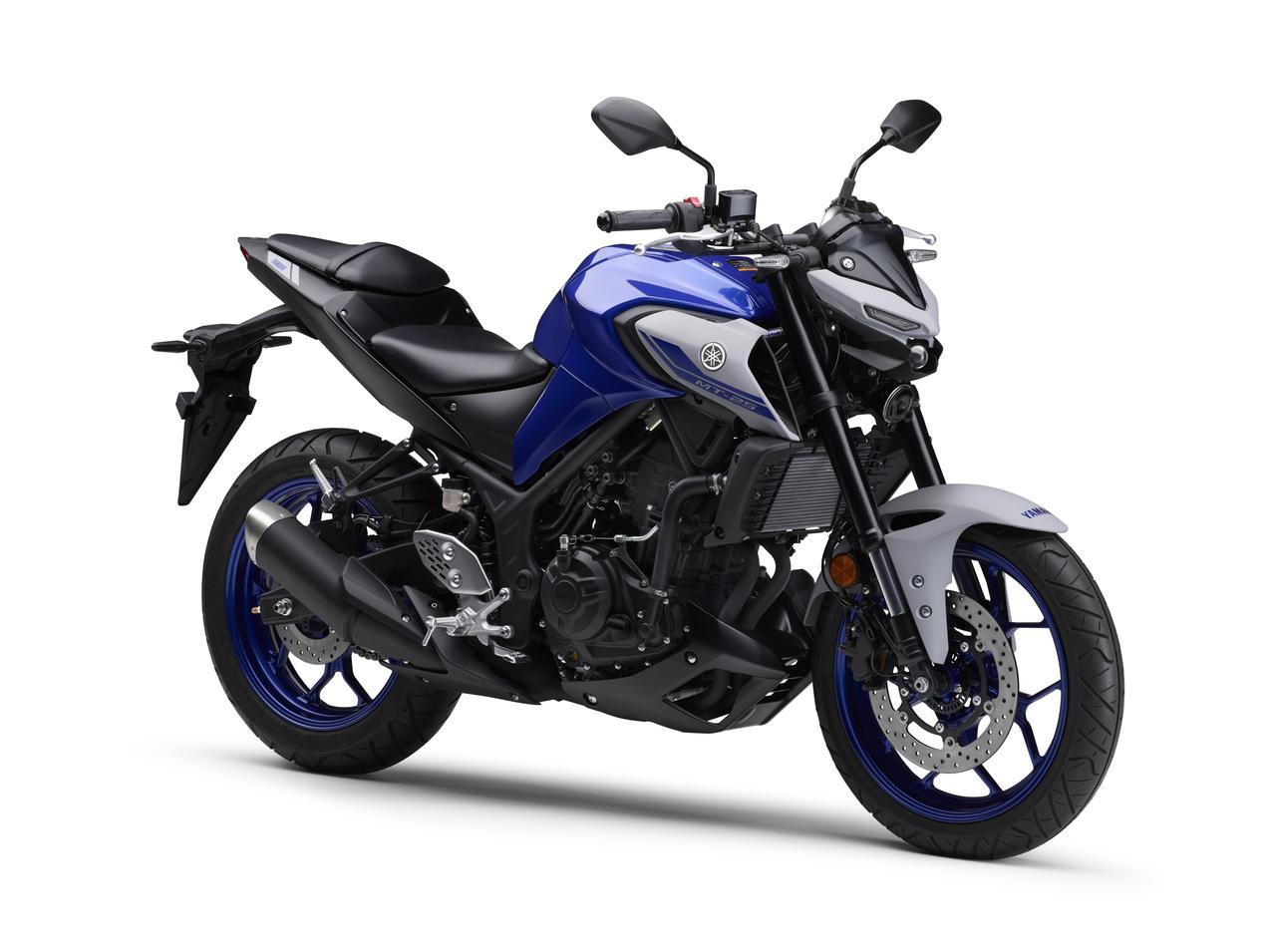 Images : 7番目の画像 - 【写真12枚】MT-25 2021年モデル - webオートバイ