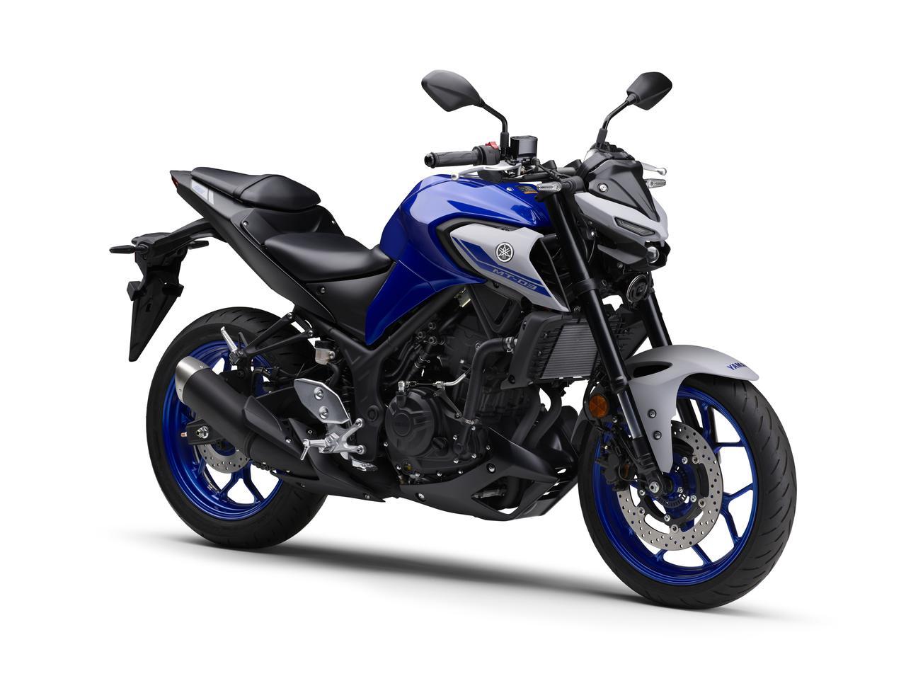 Images : 7番目の画像 - 【写真12枚】MT-03 2021年モデル - webオートバイ