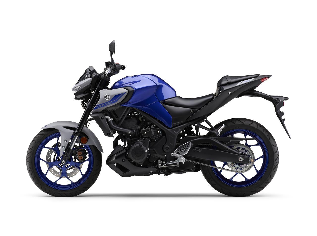 Images : 6番目の画像 - 【写真12枚】MT-25 2021年モデル - webオートバイ