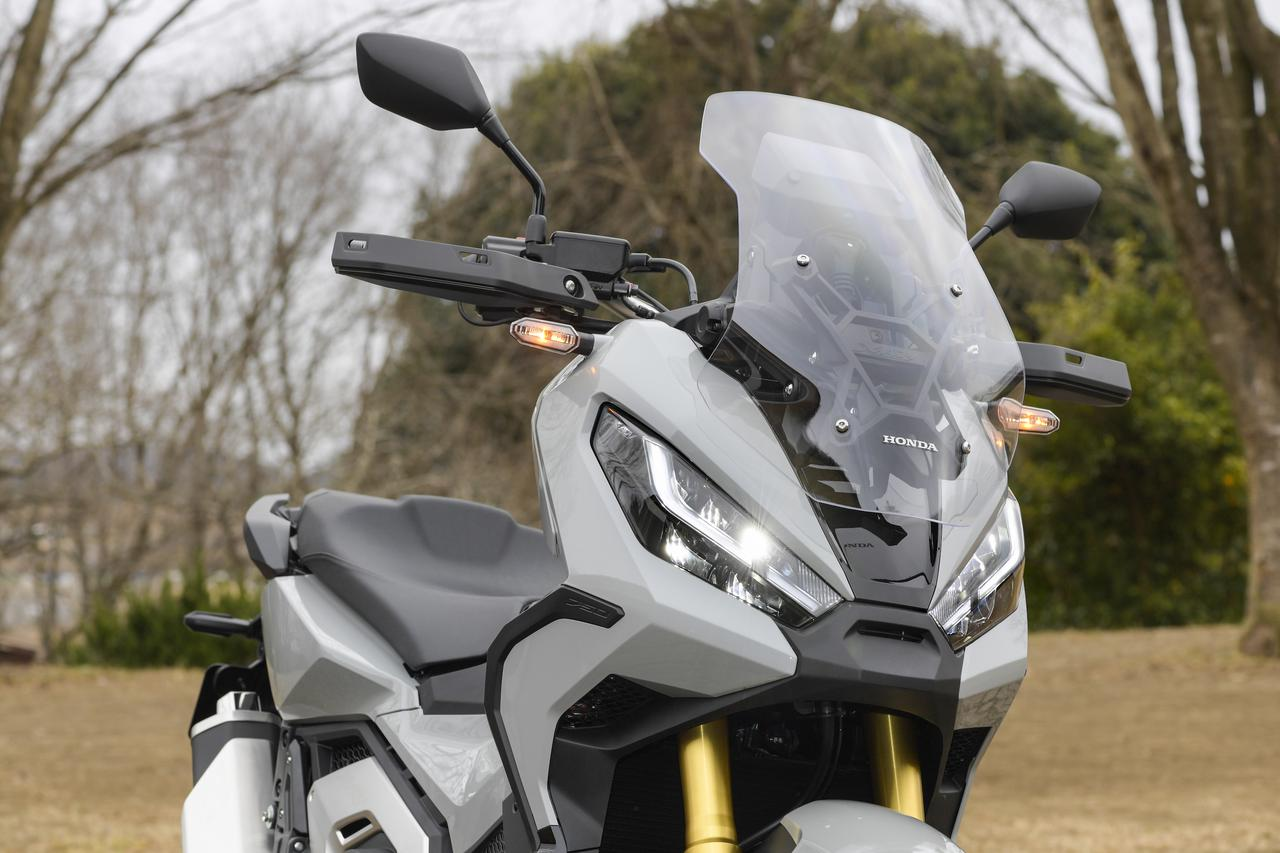 Images : 16番目の画像 - 【写真33枚】ホンダ新型X-ADV - webオートバイ