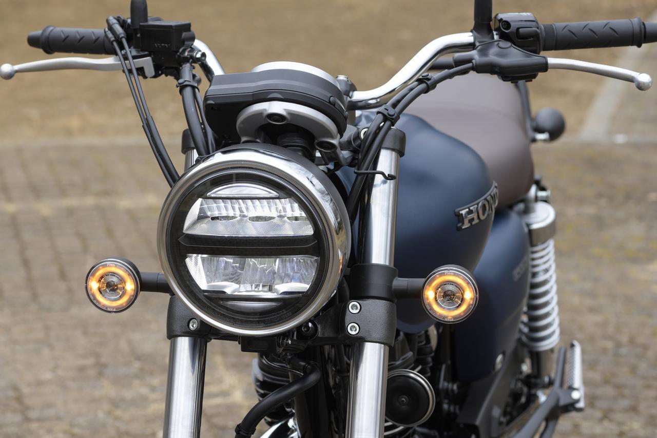 Images : 17番目の画像 - 【写真33枚】ホンダ「GB350」 - webオートバイ