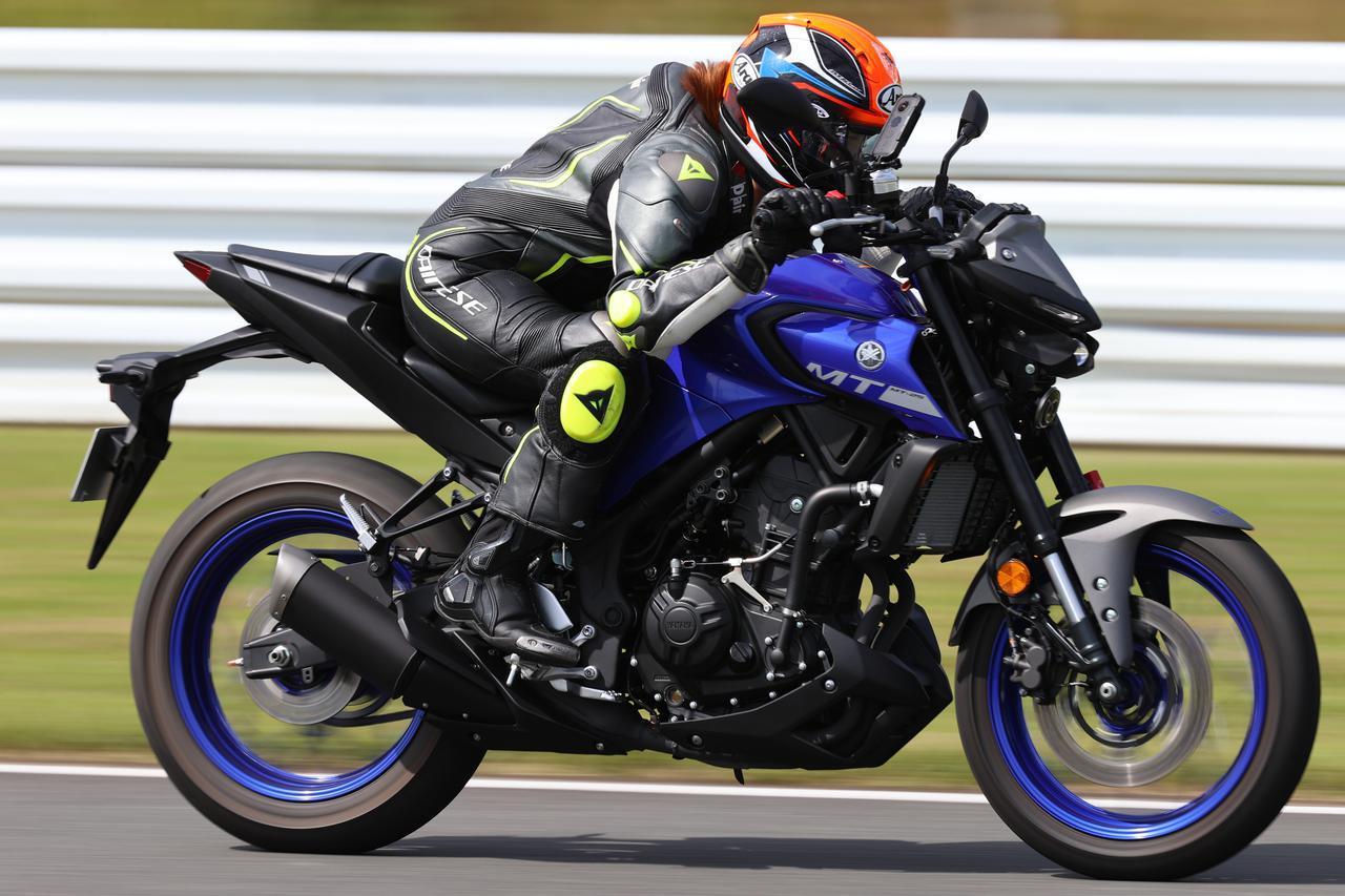 画像: 「MT-25」最高速計測 - webオートバイ