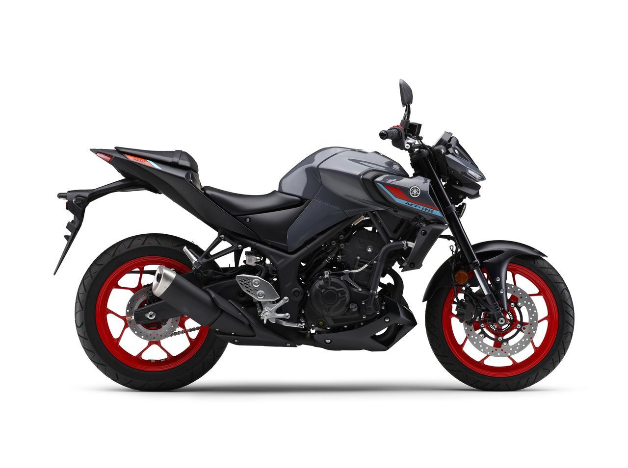 Images : 1番目の画像 - 【写真12枚】MT-25 2021年モデル - webオートバイ