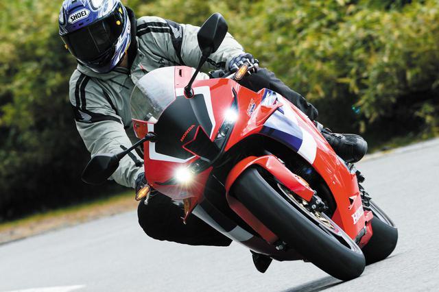 画像: 伊藤真一さんによるCBR600RRのインプレはこちら - webオートバイ