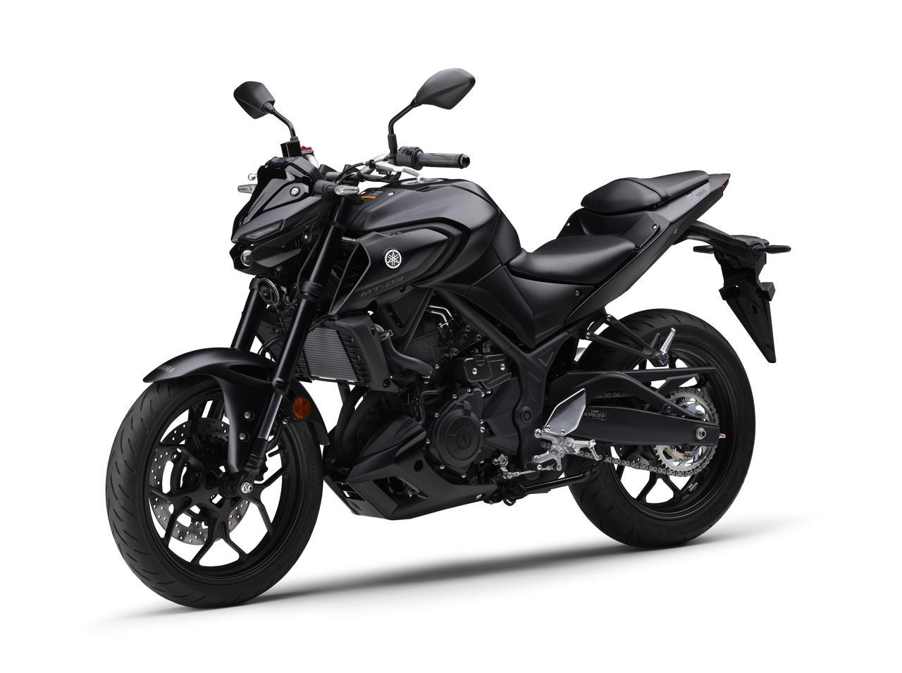Images : 12番目の画像 - 【写真12枚】MT-03 2021年モデル - webオートバイ