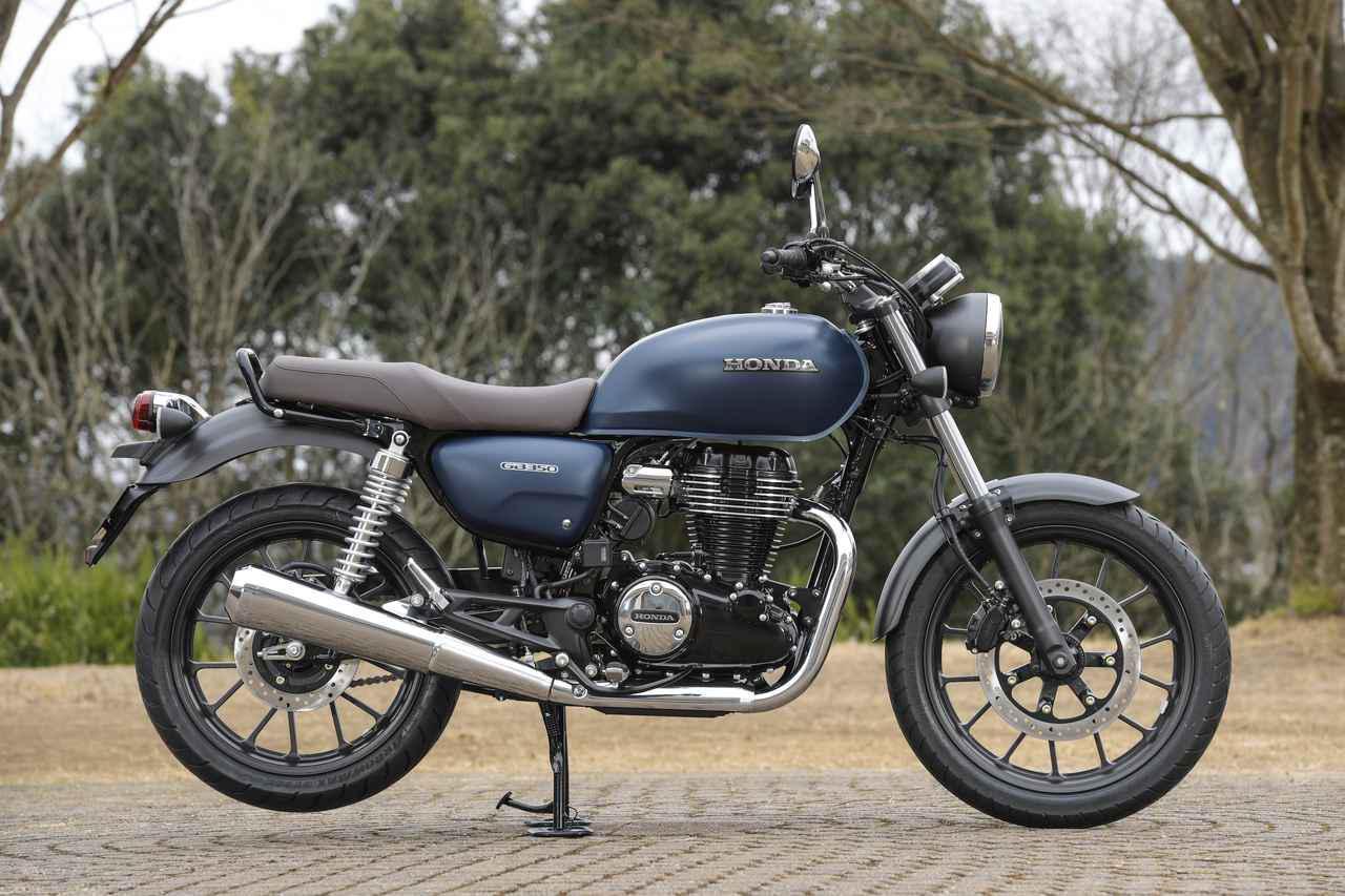 画像3: ホンダが新型バイク「GB350」を公開! 空冷単気筒エンジンを搭載したハイネスCB350の日本版が登場【2021速報】