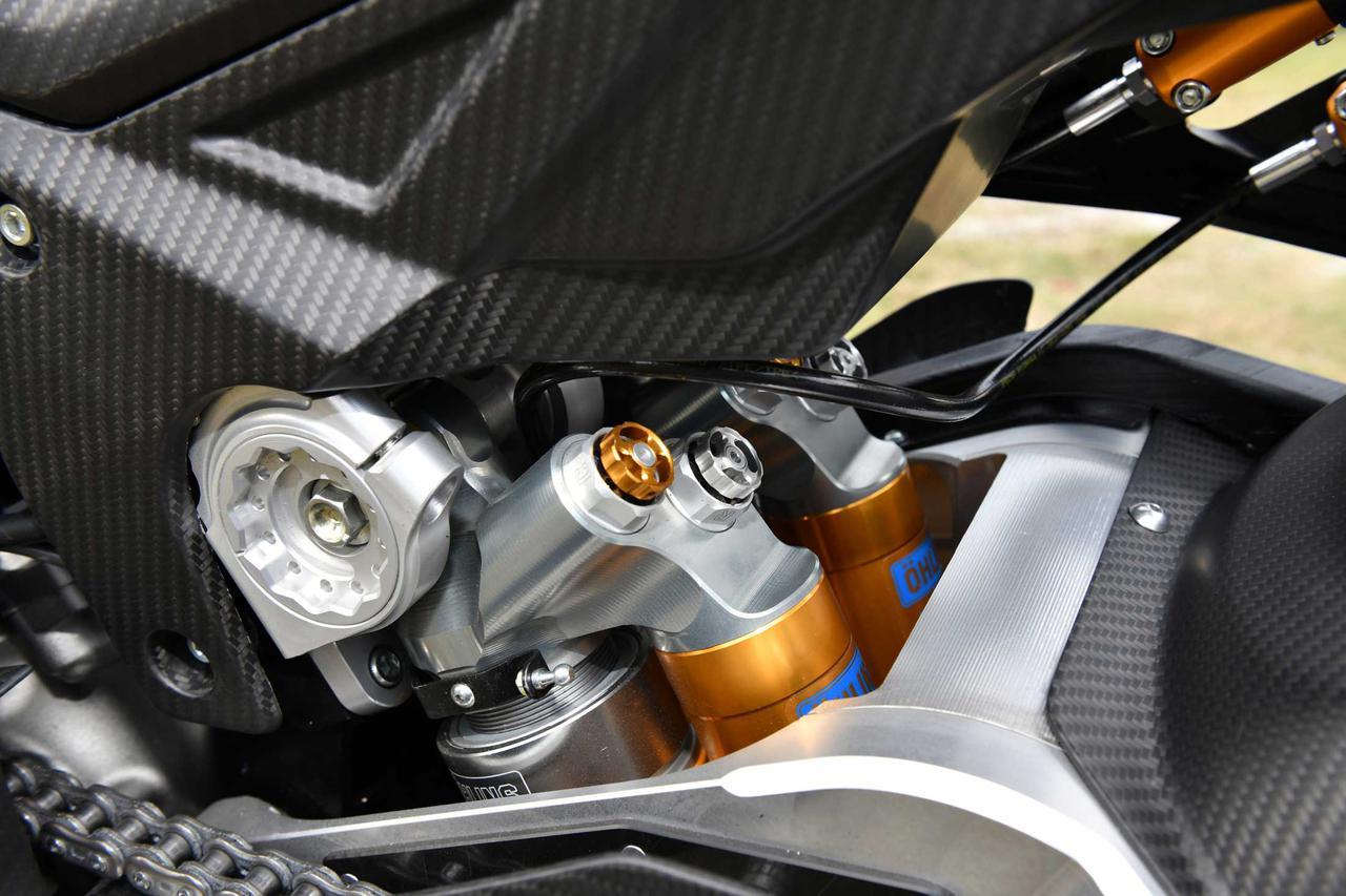 Images : 24番目の画像 - 【写真24枚】ビモータ「テージ H2」(カーボン) - webオートバイ
