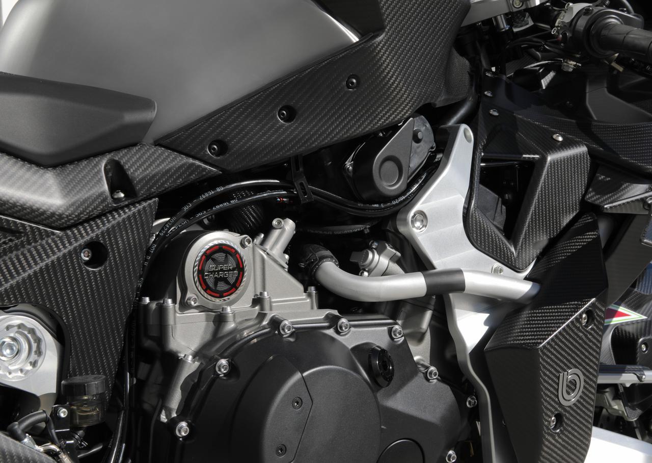 Images : 20番目の画像 - 【写真24枚】ビモータ「テージ H2」(カーボン) - webオートバイ