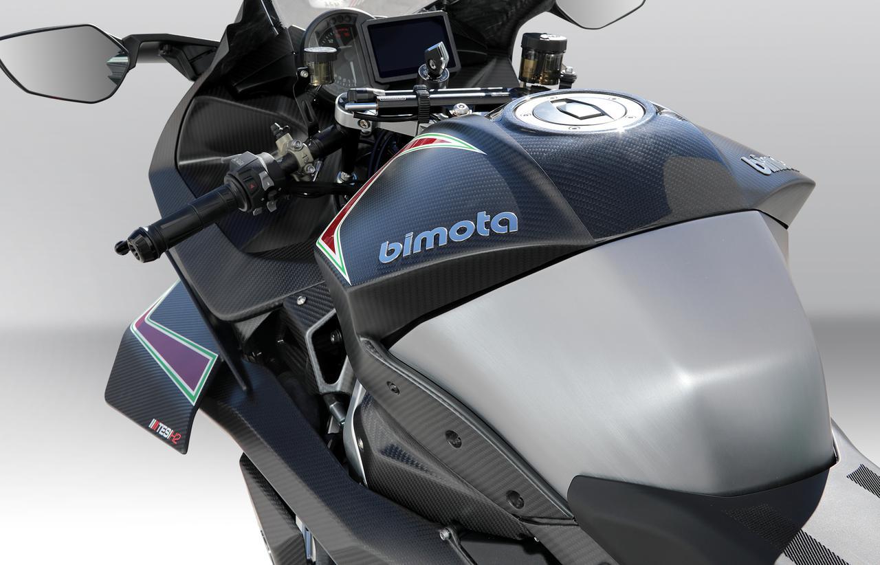 Images : 21番目の画像 - 【写真24枚】ビモータ「テージ H2」(カーボン) - webオートバイ