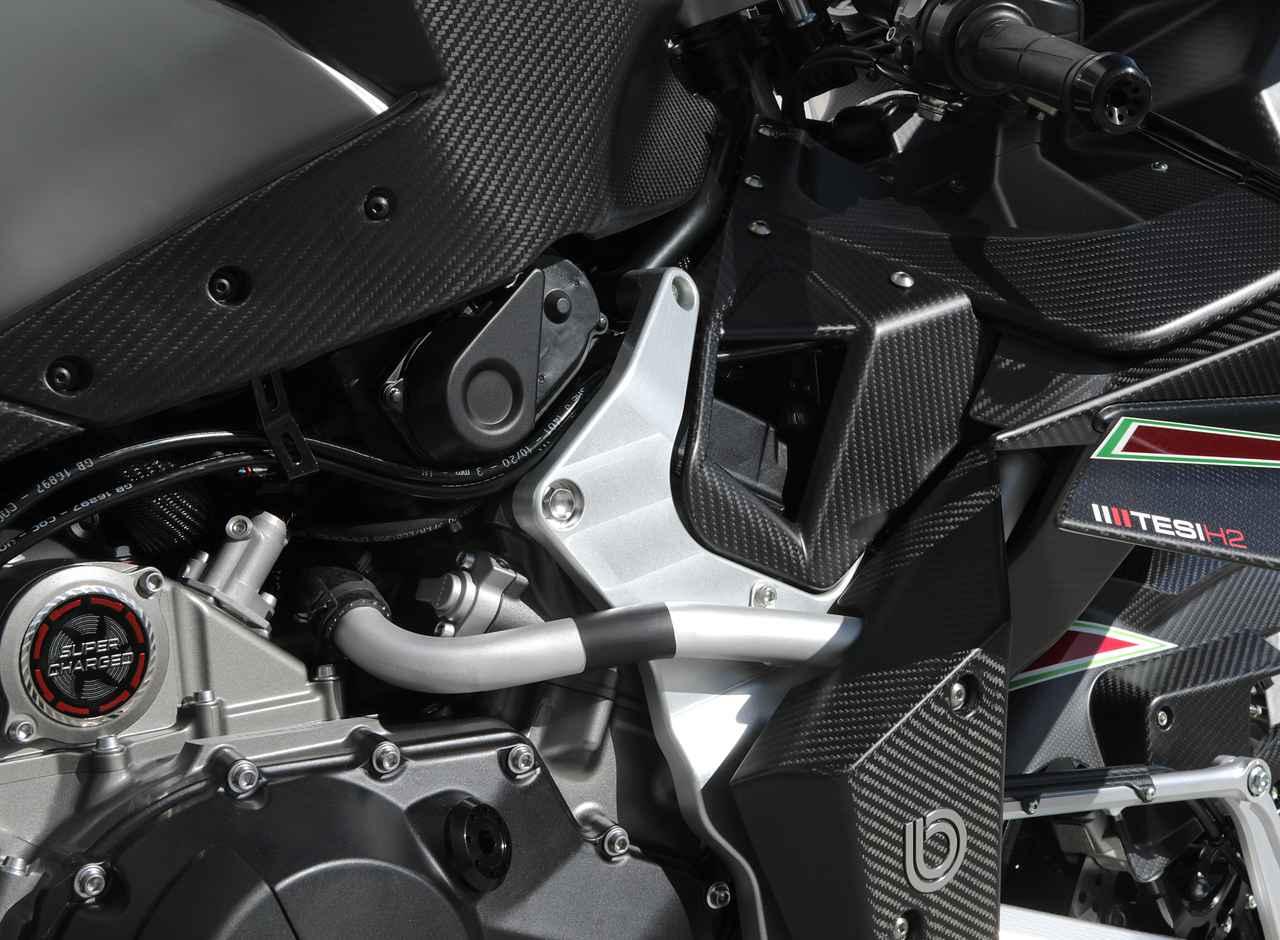 Images : 13番目の画像 - 【写真24枚】ビモータ「テージ H2」(カーボン) - webオートバイ