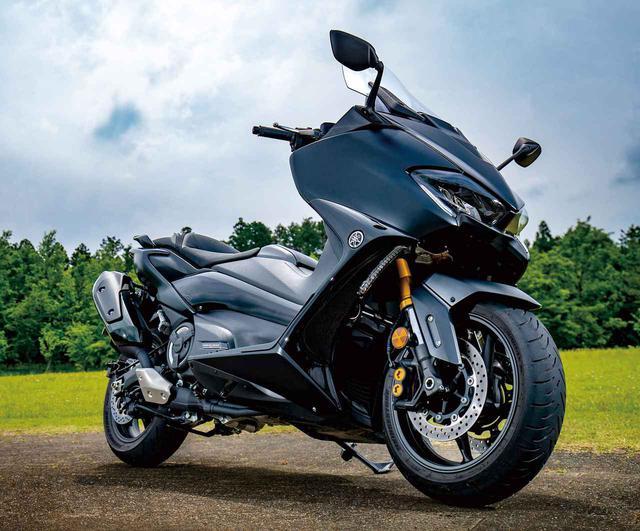画像: ヤマハ「TMAX560 TECH MAX」インプレ・解説はこちら - webオートバイ