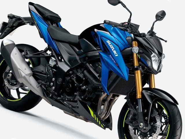 画像: 「GSX-S750 ABS」2021年モデルのカラーを詳しく紹介 - webオートバイ
