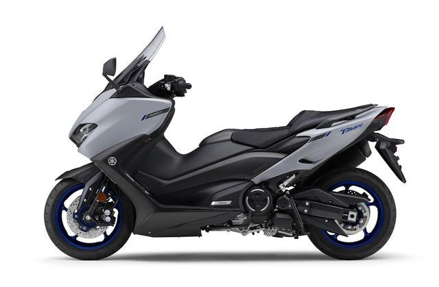 画像10: ヤマハが「TMAX560 テックマックス」の2021年モデルを発売! 新色はパステルダークグレー、人気カラー投票実施中