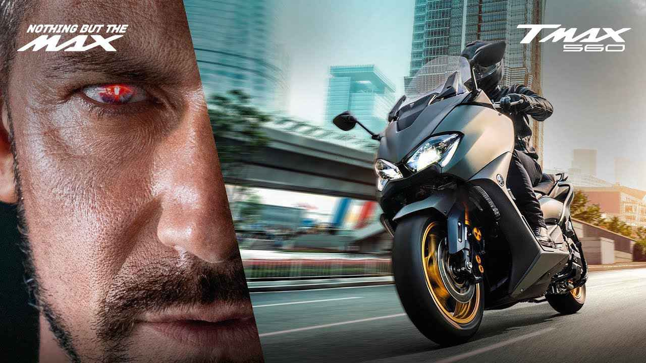 画像: 2020 Yamaha TMAX 560. You belong to the MAX. www.youtube.com