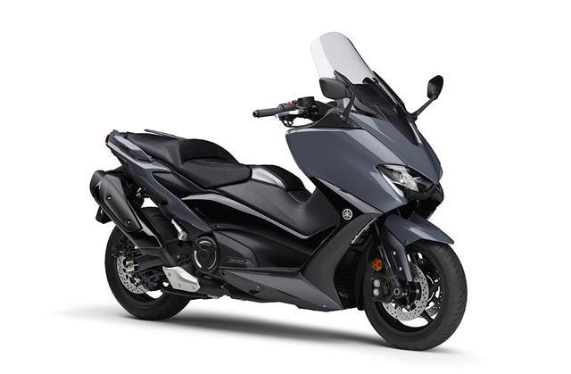 画像13: ヤマハが「TMAX560 テックマックス」の2021年モデルを発表! 新色の発売日は4月26日